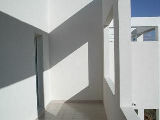 Nouvelle terrasse sous le soleil