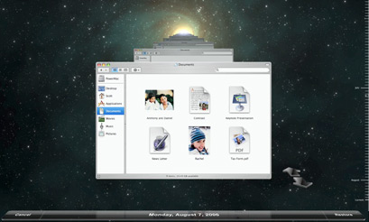 Max OS X Time Machine