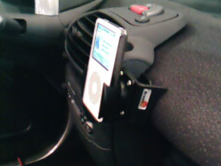 """iPod """"integration"""" by Dension"""