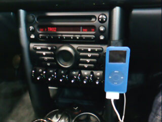 iPod &quot;integration&quot; with the Mini