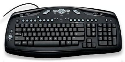 Logitech Media Keyboard Elite
