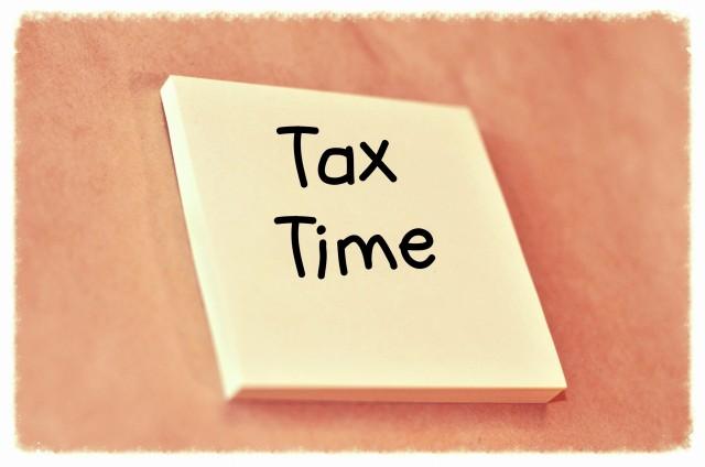 Les taux d'imposition 2011