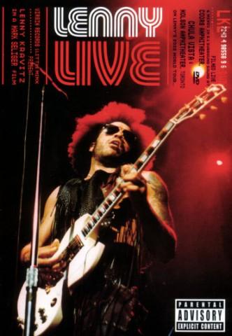 Sortie du jour: Lenny Live DVD