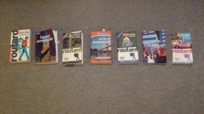 USA '07 et guides de voyage