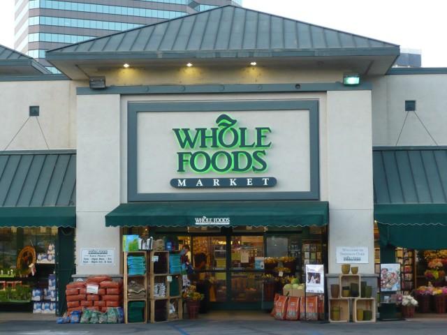 Whole Foods: c'est bonheur!