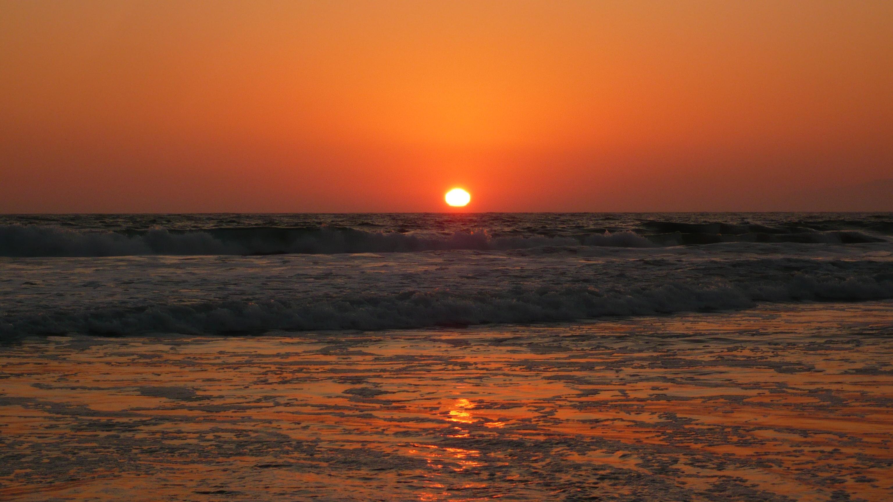 Derniers couchers de soleil sur venice beach - Soleil zen montpellier ...